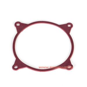 Verzegelende O-ring van het Natuurlijke Rubber van de Grootte van de douane de de Grote/Pakking van de Verbinding voor Rioolbuis