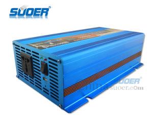 Suoer Onda senoidal pura inversor de 1000W 24V DC Inversor de potencia (FPC-1000B)
