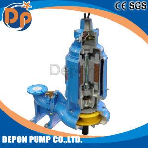 Sumergible eléctrica integrada de la bomba de agua sucia