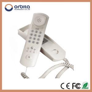 Telefoon van de Muur van Orbita de Slanke Hotel Getelegrafeerde