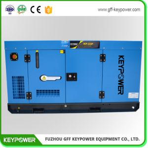 Leiser Typ 28kw Energien-Motor-Diesel-Generator
