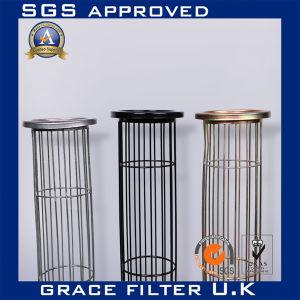 Bolsa de Filtro colector de polvo industriales jaula filtro