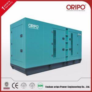 Aangedreven Motor van Cummins van de Generator van Oripo 110kVA/88kw de Draagbare