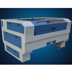 De snelle Scherpe Apparatuur van de Gravure/het Snijden van de Laser van Co2 van de Stabiliteit 80W100W120W150W van de Snelheid Hoge
