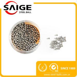 1,3 mm de alta calidad AISI52100 Cojinetes de bolas de acero cromado