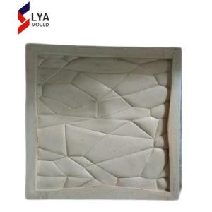 Painel de parede de poliuretano 3D Casa de decoração do Molde