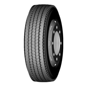 Neumáticos sin cámara de acero TBR Neumático de Camión Radial de neumáticos