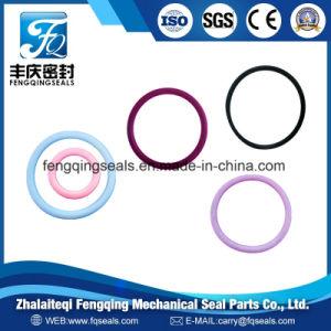 Silicone de alta tenacidade NBR Vition do anel O anel de borracha do Anel O