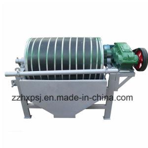 Один барабан и двойной барабан Wer магнитный сепаратор для магнитного Iorn железной руде концентрация