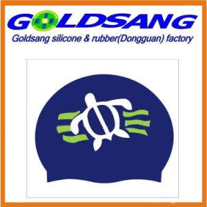 Специализированные печатные логотипы силиконового герметика плавательный крышки