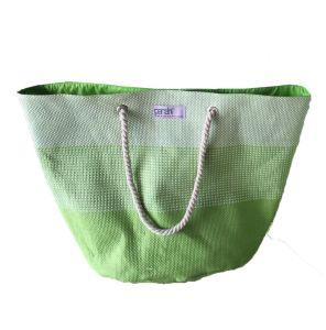 Modo de Cor Personalizado sacola de Verão de bolsas de praia de Palha