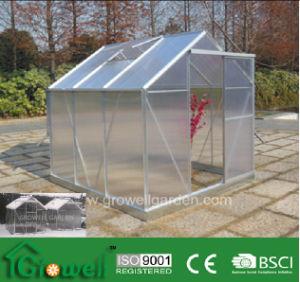 Growell 4mm reactivação económica em Jardim Hobby Emissões (SG6) Painel de policarbonato