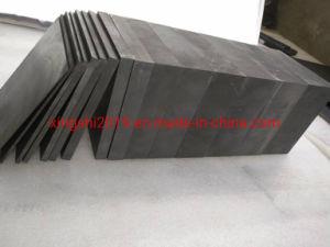 Moldeado de alta densidad de 1,85g de bloque de grafito
