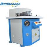 4X200 Angle de 90 degrés angle hydraulique Machine de découpe à chaud de l'encoche de vendre en 2019