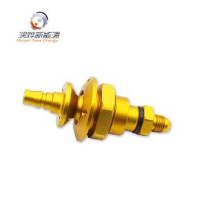 Runye personalizado Sellos de alta precisión de mecanizado CNC parte