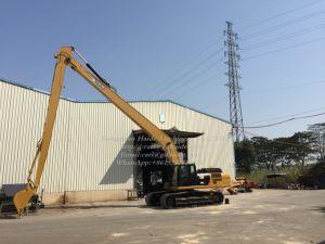 Komatsu/Hitachi/Caterpillar excavadora Kobelco/brazo de largo alcance y la vara