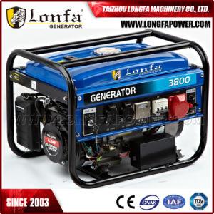 3kVA 7.0HP YAMAHA Silent Generador Gasolina