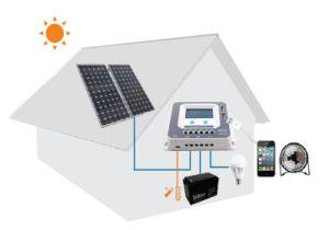10A 태양 전지판 시스템 건전지 책임 규칙 또는 관제사