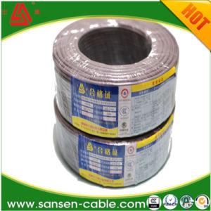 Cabo de alimentação flexíveis de PVC H05VV-F/H03VV-F Retardante de chamas