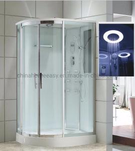 Banho de Vapor de offset, completo com chuveiro, banho de chuveiro