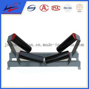 ISO конвейер стальные роликовые воздействие ролика натяжные колеса