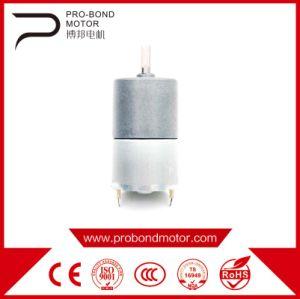 Alta calidad de los reductores de velocidad de 12V DC Motor con bajo ruido