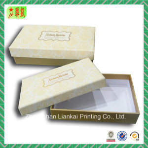 Custome a estampé le cadre de empaquetage de papier de Cardborad