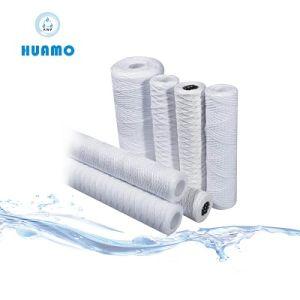 Pp.-Zeichenkette-Wundfiltereinsatz für Wasserbehandlung