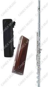 Flute en nickel argenté / Flute en argent massif (FL-878KE)