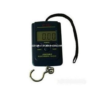 Preiswerter Preis-elektronische Gepäck-Schuppe (ZZDG-801A)