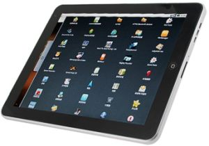 9.7  Tablet PC, kapazitiven Touch Screen, Android 2.2, Stützblitz 10.1, WiFi, 3G, Bluetooth, G-Sensor (Feepad)