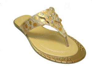 Lady's Fashion sandales-2