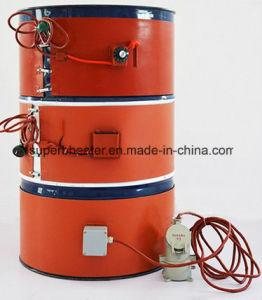 工場熱い販売オイルドラムシリコーンゴムのヒーター