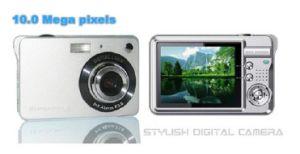 10.0Mピクセルデジタルカメラ
