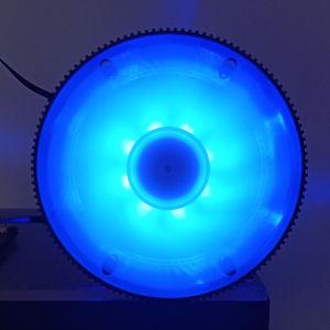 Insertar cobre 120*120*25mm de CPU del equipo refrigerador, ventilador de refrigeración, ventiladores de caso, el equipo Fan, Ventilador de CPU, DC FAN, ventilador de Argb