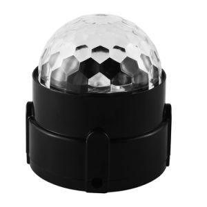 Mini Coche iluminación RGB LED Discoteca Magic Ball luz