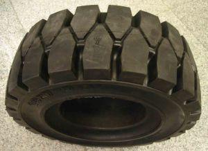 포크리프트 단단한 탄력있는 타이어/단단한 타이어