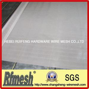 302/304/316L SGS Certifiled Filtro de Malha de Arame de aço inoxidável