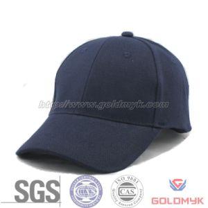 O sarjado de algodão 6 Painéis Cap (GKA10-E00001)