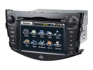 Integrative Unterhaltungsanlage des Auto-DVD für Toyota (SN-ZC-RAV4)