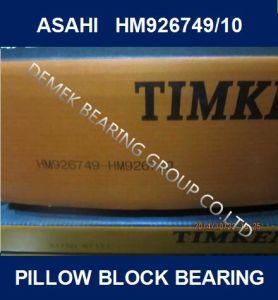 Roulement à rouleaux coniques de pouce de Timken Hm926749/10 (926749/10)