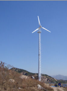 Solution GridののためのAneああ20kw Pitch Controlled Wind Tubine Generator