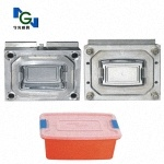 Food Container (NGS-8105)のためのプラスチックInjection Mould