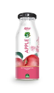 Apfelsaft der Glasflaschen-200ml