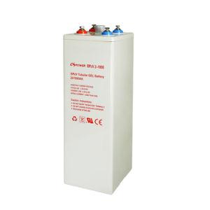 Cspower fábrica de baterías de 2V1000ah Opzv batería solar Gel/profunda -Cycle-Energy-almacenamiento/inversor/UPS/Bts/Telecomunicaciones/China/Government-Adcs Proyecto