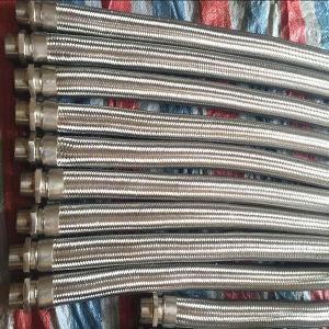 فولاذ [فلإكسيبل متل] خرطوم مع ترحيبات