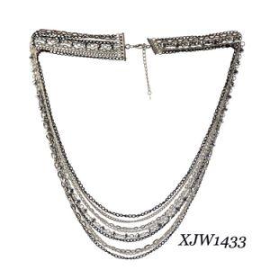 Halsketten-Schmucksache-Halskette der Form-Jewelry/Fashion (XJW1433)