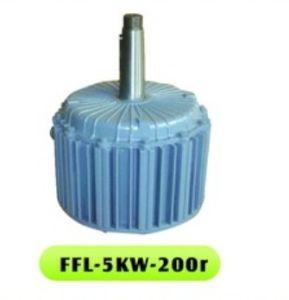 Générateur à aimant permanent pour les FFL-5kw-200r PMG