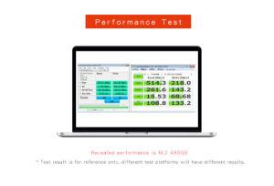 Для изготовителей оборудования с высокой скоростью 256 ГБ 2242-2 твердотельных жестких дисков SATA