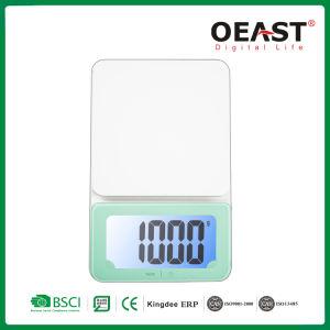 Grand écran 2kg Balance de cuisine numérique diet food Compact Balance de cuisine LCD